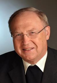 """Domkapitular i.R. Alois Ehrl, Stellv. Vorsitzender von """"Glaube und Heimat"""""""